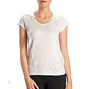 Womens Lole Marathon Short Sleeve Technical Tops