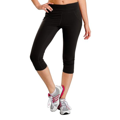 Womens Lole Lively Capri Pants - Black M