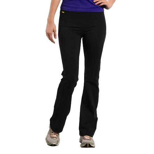 Womens Lole Lively Full Length Pants - Black MT