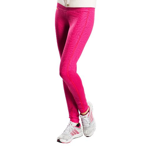 Womens Lole Glorious Legging Fitted Tights - Shocking Pink Yurt L