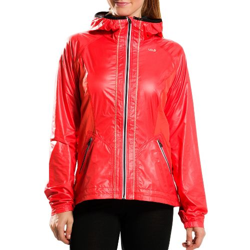 Womens Lole Cheer Running Jackets - Starburst XS