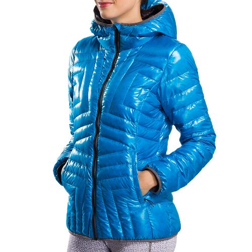 Womens Lole Elena 2 Jacket Outerwear Jackets - Methyl Blue S