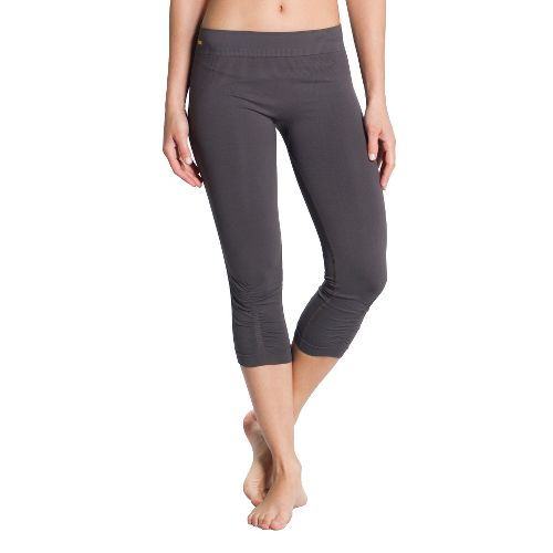 Womens Lole Stylish Legging Capri Tights - Storm S/M