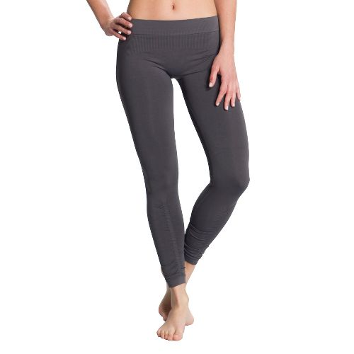 Womens Lole Cutest Legging Fitted Tights - Storm L/XL