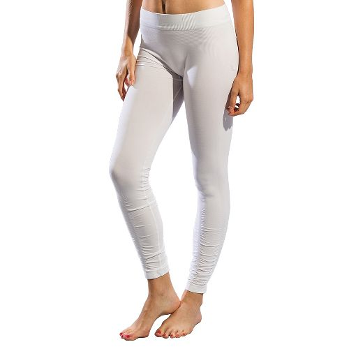 Womens Lole Cutest Legging Fitted Tights - White S/M