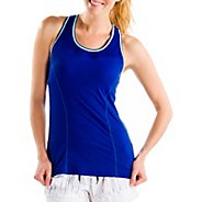 Womens Lole Central 2 Tank Sport Top Bras