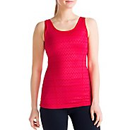Womens Lole Silhouette Up 2 Tank Sport Top Bras