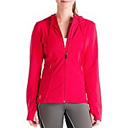 Womens Lole Studio Cardigan Running Jackets