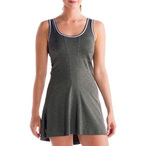 Womens Lole Authentic 2 Dress Fitness Skirts - Storm L