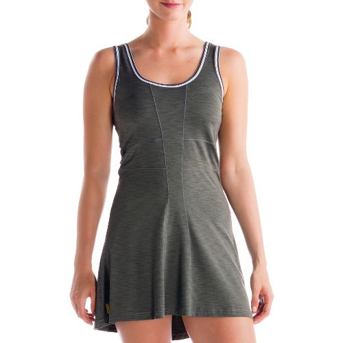 Womens Lole Authentic 2 Dress Fitness Skirts - Storm M