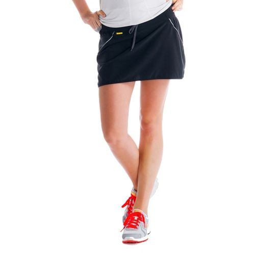 Womens Lole Speed Fitness Skirts - Black XS