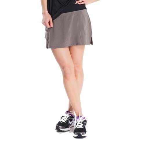 Womens Lole Sprint Skort Fitness Skirts - Storm XL