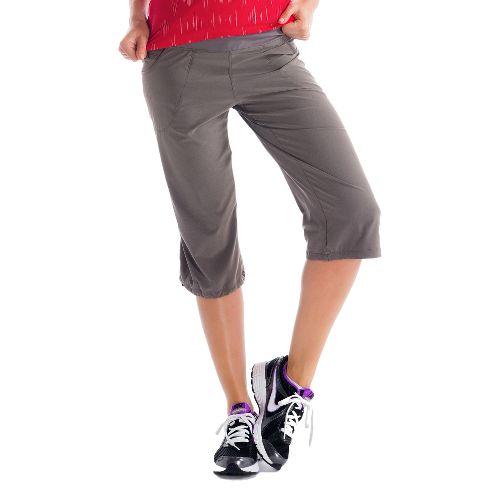 Womens Lole Romp Capri Pants - Storm XL