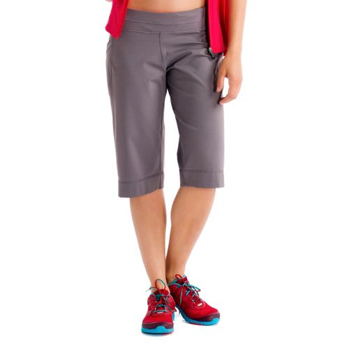 Womens Lole Circuit Unlined Shorts - Storm M