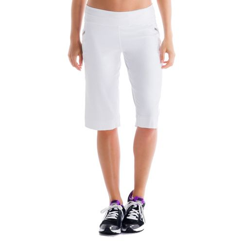 Womens Lole Circuit Unlined Shorts - White S