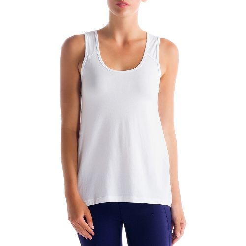 Womens Lole Savasana 2 Tanks Technical Tops - White L