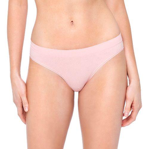 Womens Lole Pretty Bikini Underwear Bottoms - Blossom Pink L/XL