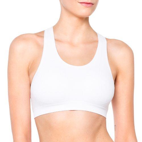 Womens Lole Sweety Sports Bras - White L/XL
