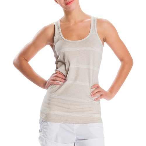 Womens Lole Pinnacle Tanks Technical Tops - Mineral S