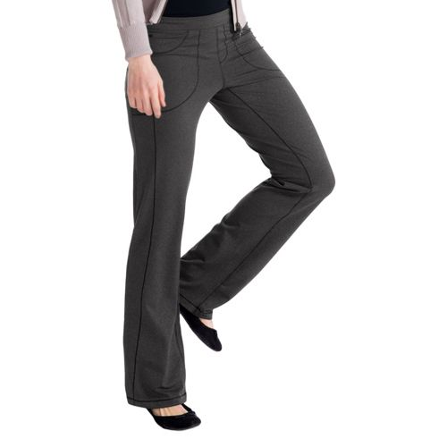Womens Lole Jet Full Length Pants - Black XL
