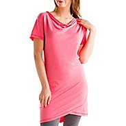 Womens Lole Syrah 2 Tunic Short Sleeve Technical Tops