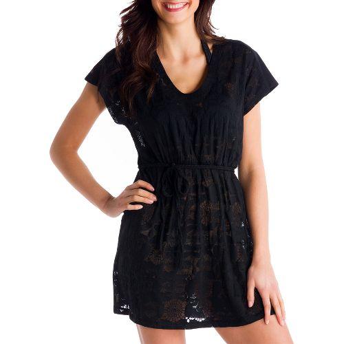 Womens Lole Rumba 2 Dress Fitness Skirts - Black L