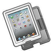 LifeProof iPad 2/3 Nüüd Case & Cover/Stand Bundle - White Holders