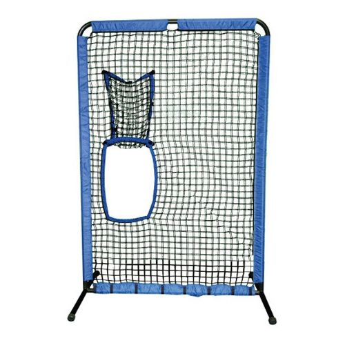Louisville Slugger Dual Protective Screen Fitness Equipment - Blue