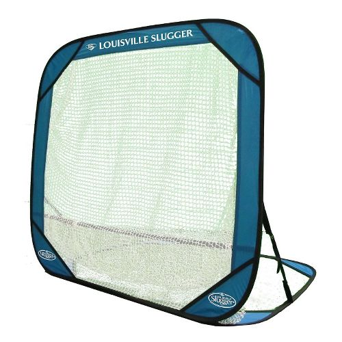 Louisville Slugger 5 Pop Up Net Fitness Equipment - Blue