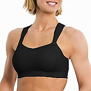 Womens Brooks Juno Sports Bra - Black 40B