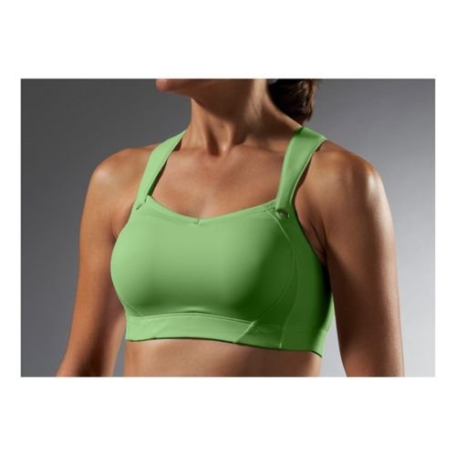 Womens Moving Comfort Juno Sports Bra - Grass 36B