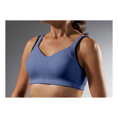 Womens Moving Comfort Vero A/B Sports Bra - Purple Dusk/Black XL