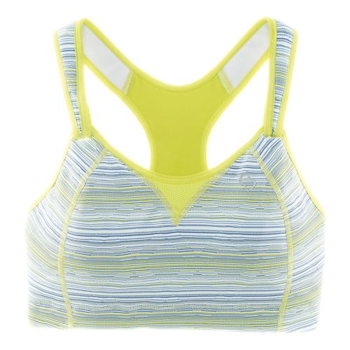 Womens Brooks Rebound Racer Sports Bra - Lichen 32D