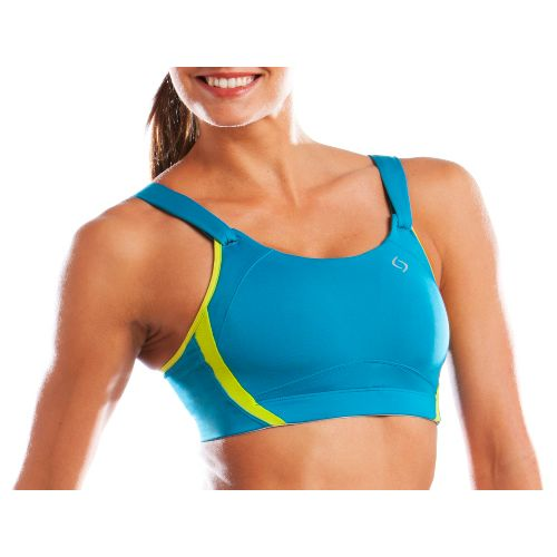 Womens Moving Comfort Jubralee Sports Bra - Blizzard 36D