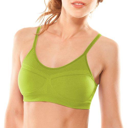 Womens Moving Comfort Aurora A/B Inner Bras - Citrus M