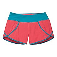 Womens Moving Comfort Momentum Lined Shorts