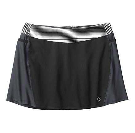 Womens Moving Comfort Momentum Skort Skort Fitness Skirts
