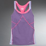 Womens Moving Comfort Distance Tank A/B Sport Top Bras