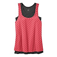 Womens Moving Comfort Urban Gym Tanks Technical Tops