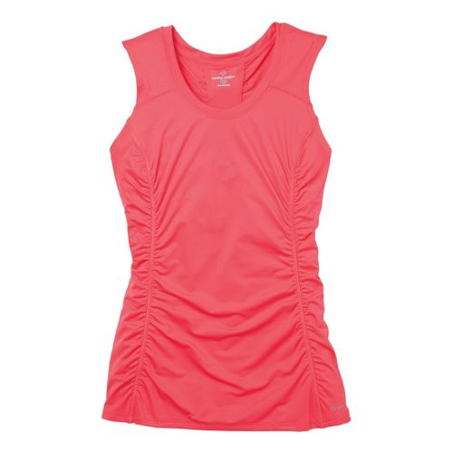 Womens Moving Comfort Sprint Sleeveless Technical Tops - Fiesta L