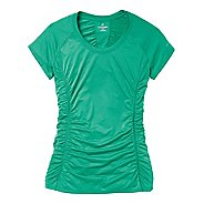 Womens Moving Comfort Sprint Tee Short Sleeve Technical Tops
