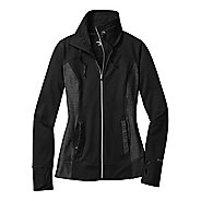 Womens Moving Comfort Foxie Full Zip Running Jackets