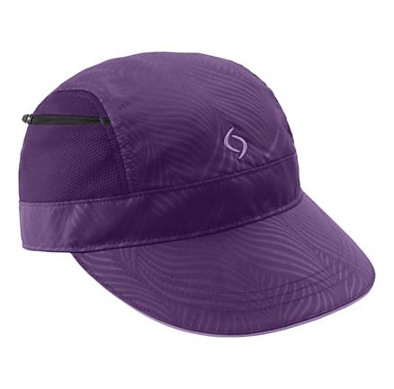 Womens Moving Comfort Pocket Hat Headwear