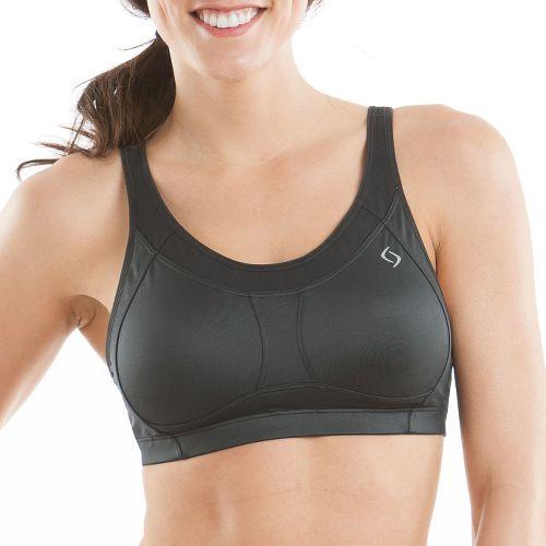 Womens Moving Comfort Vero C/D Sports Bras - Black XS