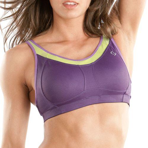 Womens Moving Comfort Vero C/D Sports Bras - Twilight L