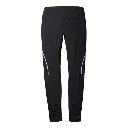 Womens Moving Comfort Sprint Tech Fitted Tights - Black XS