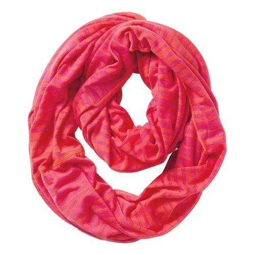 Womens Moving Comfort Mix It Up Scarf Headwear - Flame