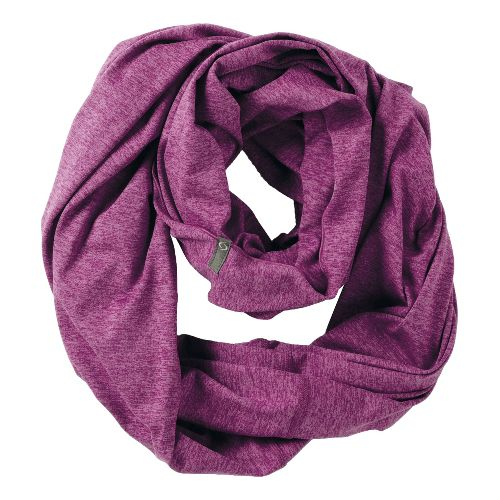 Womens Moving Comfort Mix It Up Scarf Headwear - Velvet Heather