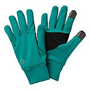 Womens Moving Comfort Just Right Glove Handwear