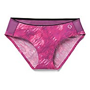 Womens Moving Comfort Workout Bikini Underwear Bottoms
